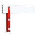 Polanik Trainingshürde Stahl/Alu-Unterbau