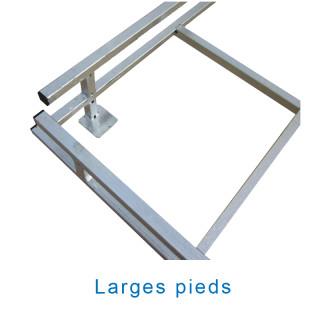 Dimasport Hochsprung Lattenrost 300x200x10cm