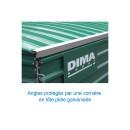 Dimasport Hochsprung Mattengarage 570x320cm