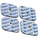 Elektroden Snaps /  4 Stück 50 x 50mm