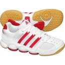 Ausverkauf Adidas Hallenschuhe Team Spezial Weiss-Rot 37 1/3