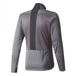 Adidas Mens Winter Sport Jacket Xperior - Grey