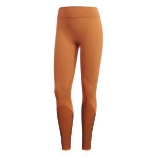 Adidas W warp knit tight orange/black