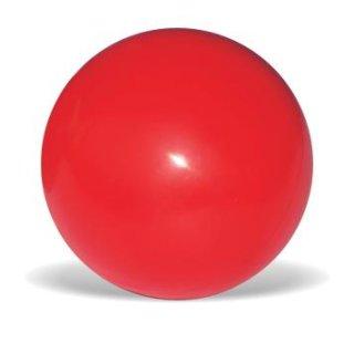 150g (ohne Rillen), 65mm, rot