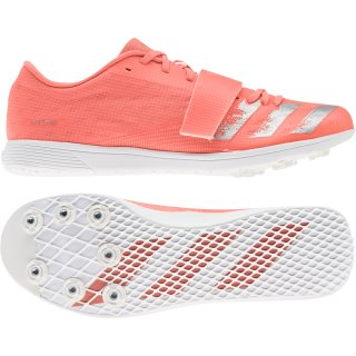 signal coral/silver met./ftwr white